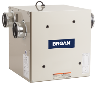 Broan Ventilation Systems, ERV, HRV, Air-Exchangers from ICF and More OKC
