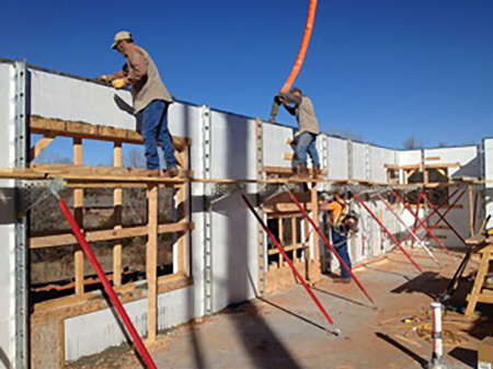 Building Tornado Resistant Homes in Oklahoma, ICF & More OKC, Your local ICF Dealer