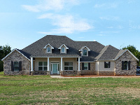 Quad-Lock 2800sqft ICF Home in OKC witha HERS rating of 39 - Completed Residence