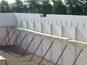 Benefits of the Superior Alignment Systems EX-120 ICF Wall Bracing Systems for Oklahoma