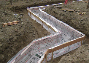 Fab Form Fabric Formwork For Concrete Footings Columns
